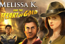 Melissa K. and the Heart of Gold out today!