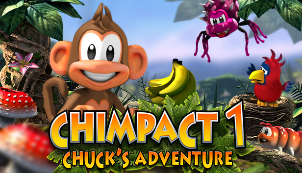 Chimpact 1: Chuck's Adventure Out Today, 11 November 2016