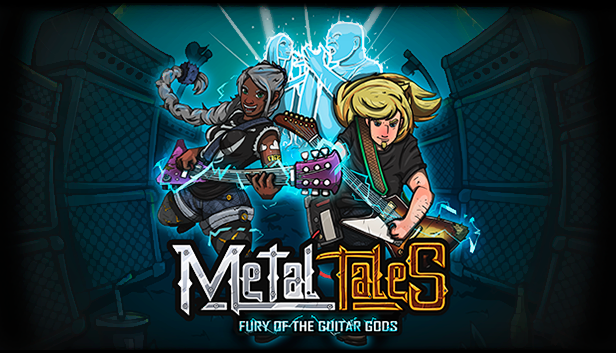 Metal Tales: Fury of the Guitar Gods Out Today