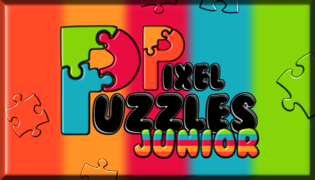 Pixel Puzzles Junior